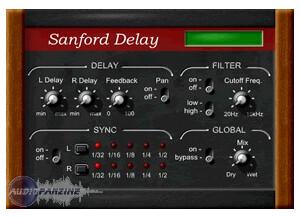 Sanford Sound Design Delay v2