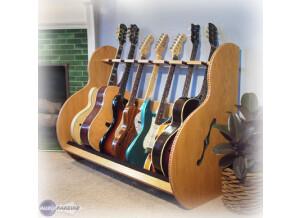 Guitarstorage.com Session Deluxe Guitar Rack