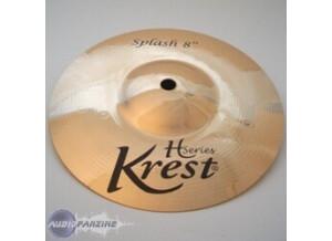 "Krest Cymbals H Series Splash 8"""