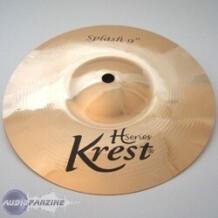"Krest Cymbals H Series Splash 9"""