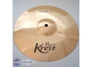 "Krest Cymbals H Series Splash 11"""