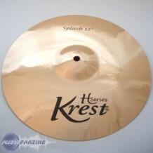"Krest Cymbals H Series Splash 12"""