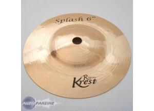 """Krest Cymbals R Series Splash 6"""""""