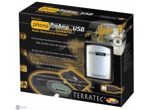 Terratec Producer Phono Preamp USB
