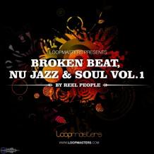Loopmasters Reel People Broken Beat Nu Jazz and Soul V1