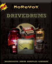 Morevox Drivedrums