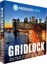 Producer Loops Gridlock Hip Hop Construction Kits