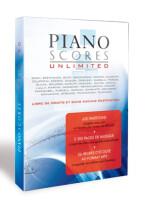 Prodipe Piano Scores Unlimited Vol.1 Classic