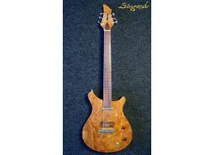 Siegmund Guitars Suspense Guitar