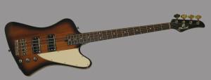 Mike Lull Custom Guitars T-Bass