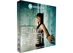 Producer Loops Filthy Electro House