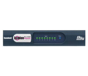 BSS Audio Soundweb London BLU-BOB1