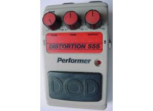 DOD Distortion 555