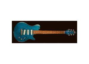 Gadow Guitars American Deluxe w/ Single Coil Pickups