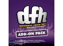 Toontrack Drumkit From Hell Add-on Pack