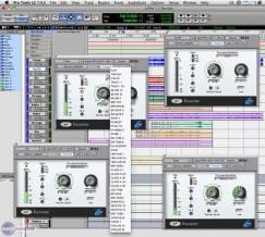 Focusrite Liquid 4PRE's Pro Tools TDM/RTAS Control Plug-In
