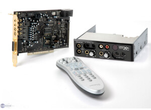 Creative Labs Sound Blaster X-Fi Platinum