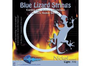 Blue Music Tools Blue Lizard Electric Strings 09/42