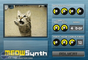 knobster MeowSynth [Freeware]