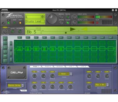 Fractal Audio Systems Axe PC