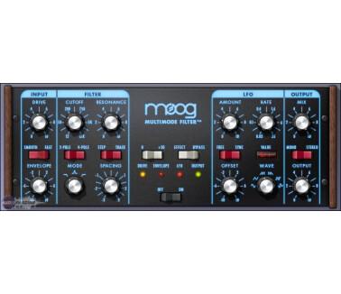 Universal Audio Moog Multimode Filter