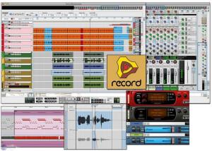 Reason Studios Record