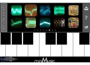 Minimusic Pianofly