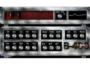 The Lower Rhythm B-400 [Freeware]
