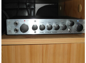 Phil Jones Bass D-200