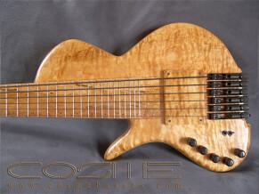 Cosme Basses MOJI HSC 6 Gaucher Custom