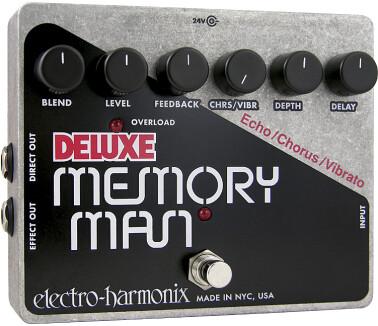 Electro-Harmonix Deluxe Memory Man XO