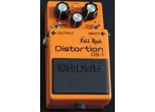 Boss DS-1 Distortion - Full Rock - Modded by MSM Workshop
