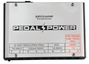 Biyang Pedal Power
