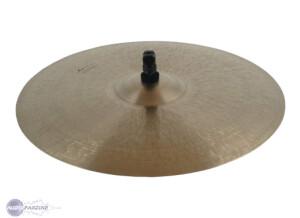 "Agean Cymbals Special Jazz Crash Jazz 18"""