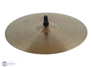 """Agean Cymbals Special Jazz Ride Jazz Mini Cup 22"""""""