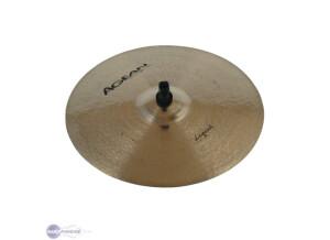 "Agean Cymbals Legend Ride Mini Cup 22"""