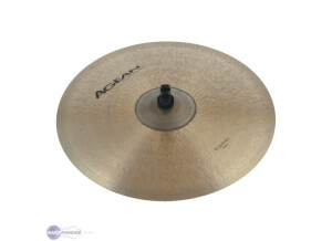 """Agean Cymbals Extreme Ride Ping 22"""""""