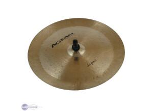 "Agean Cymbals Legend China 18"""