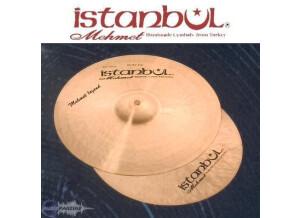 """Istanbul Mehmet Mehmet Legend Hi-Hat 16"""""""