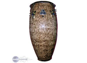 Latin Percussion accent wood congas