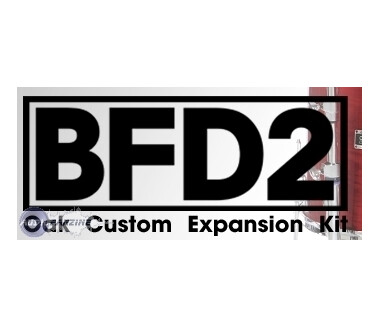 Fxpansion BFD Oak Custom Expansion Kit