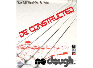 No Dough Techno Tool Kit - Deconstructed Vol. 1 [Freeware]