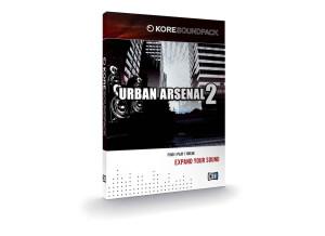 Native Instruments SoundPack Urban Arsenal 2