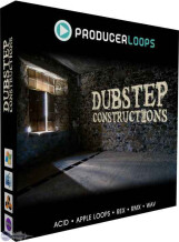 Producer Loops Dubstep Constructions