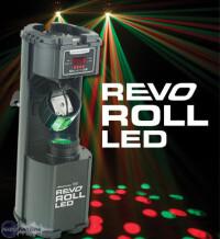 ADJ (American DJ) revo roll led