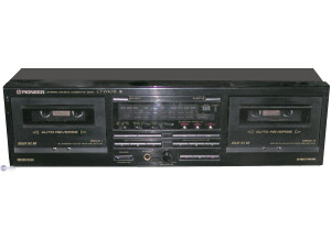 Pioneer CT-W401R