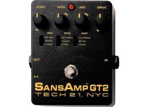 Tech 21 SansAmp GT2 (1st edition)