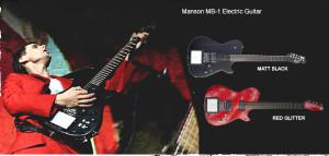 Manson Guitars MB-1 Standard Matthew Bellamy Signature