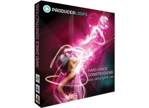 Producer Loops Hard Dance Constructions