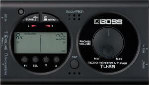 Boss TU-88 Micro Monitor & Tuner